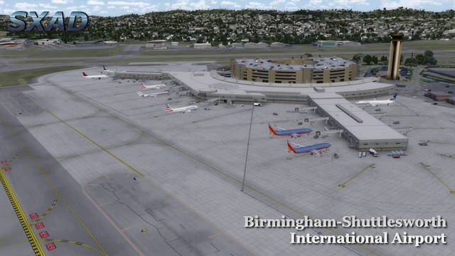 birmingham international airport case constraints