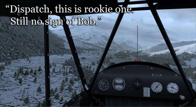Just Flight - TakeFlight Air Alaska