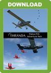Thranda Pilatus PC-6 Turbo Porter Adventure Pack