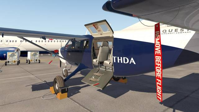 Thranda Quest Kodiak G1000