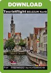 Tourist Flight Belgium North