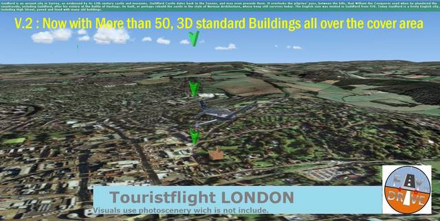 Tourist Flight London