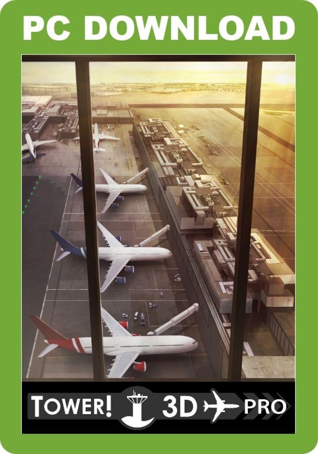Just Flight - Tower!3D PRO