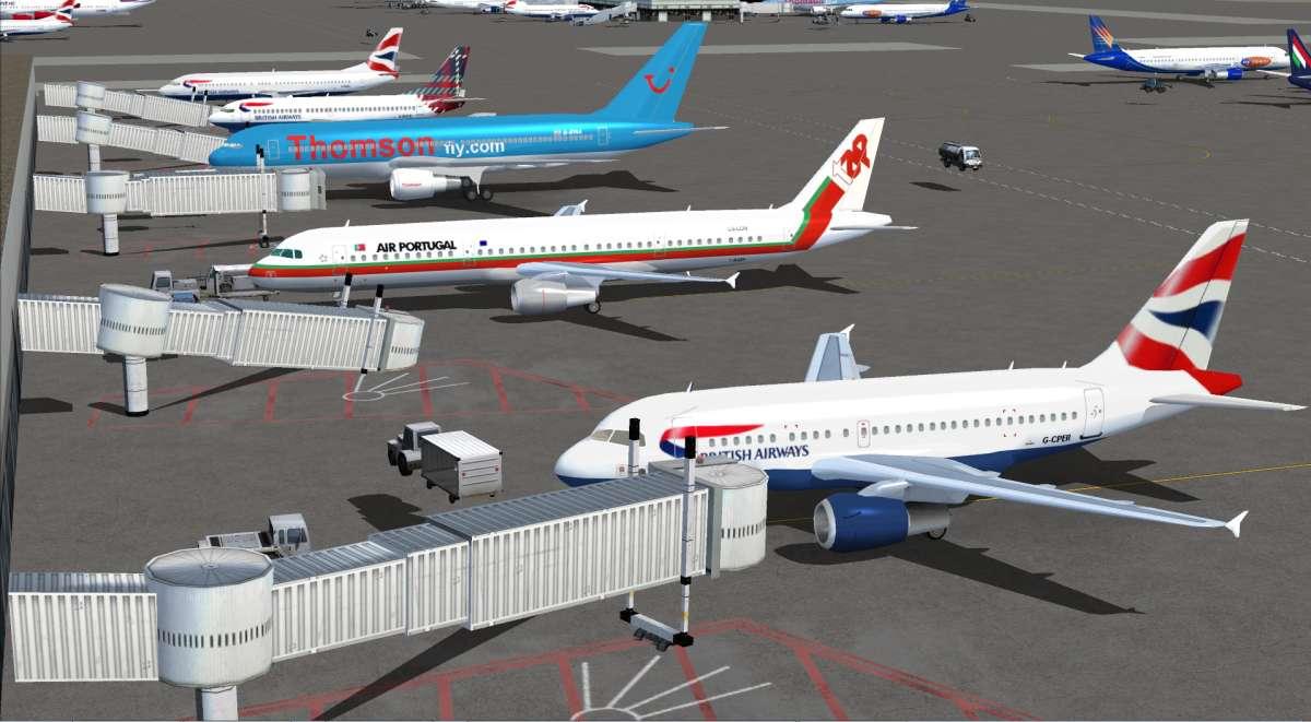 Just Flight - Traffic 360 - Upgrade from Traffic X