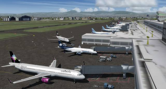 Traffic Global (Early Access for P3D & FSX)