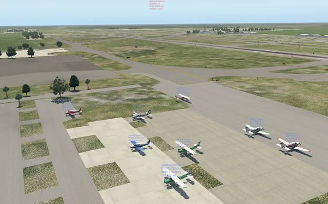 Traffic Global (for X-Plane 11 Mac)