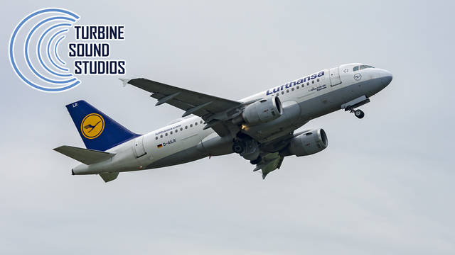 TSS Airbus 319 CFM56-5B5 Pilot Edition v2 Sound Package