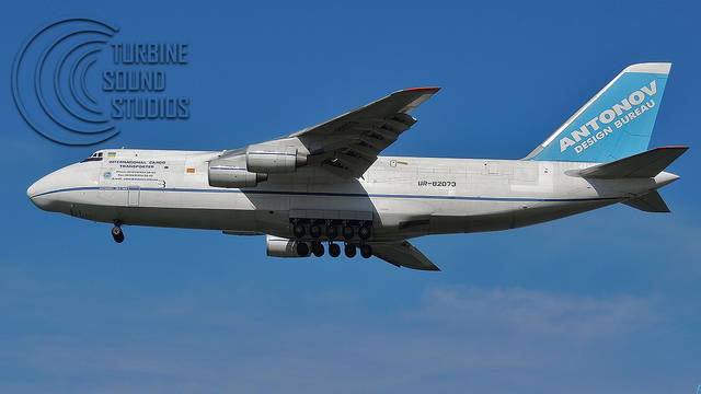 TSS Antonov-124 Progress D-18T Pilot Edition Sound Package