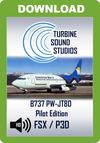 TSS Boeing 737-200 PW-JT8D Pilot Edition Sound Package