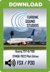 TSS Boeing 737 CFM56-7B22 Pilot Edition Sound Package