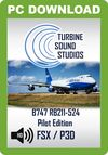 TSS Boeing 747 RB211-524 Pilot Edition Sound Package