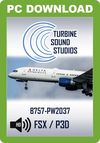 TSS Boeing 757 PW2037 Pilot Edition Sound Package
