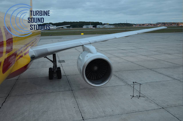 TSS Boeing 757 RB211-535C Pilot Edition Sound Package