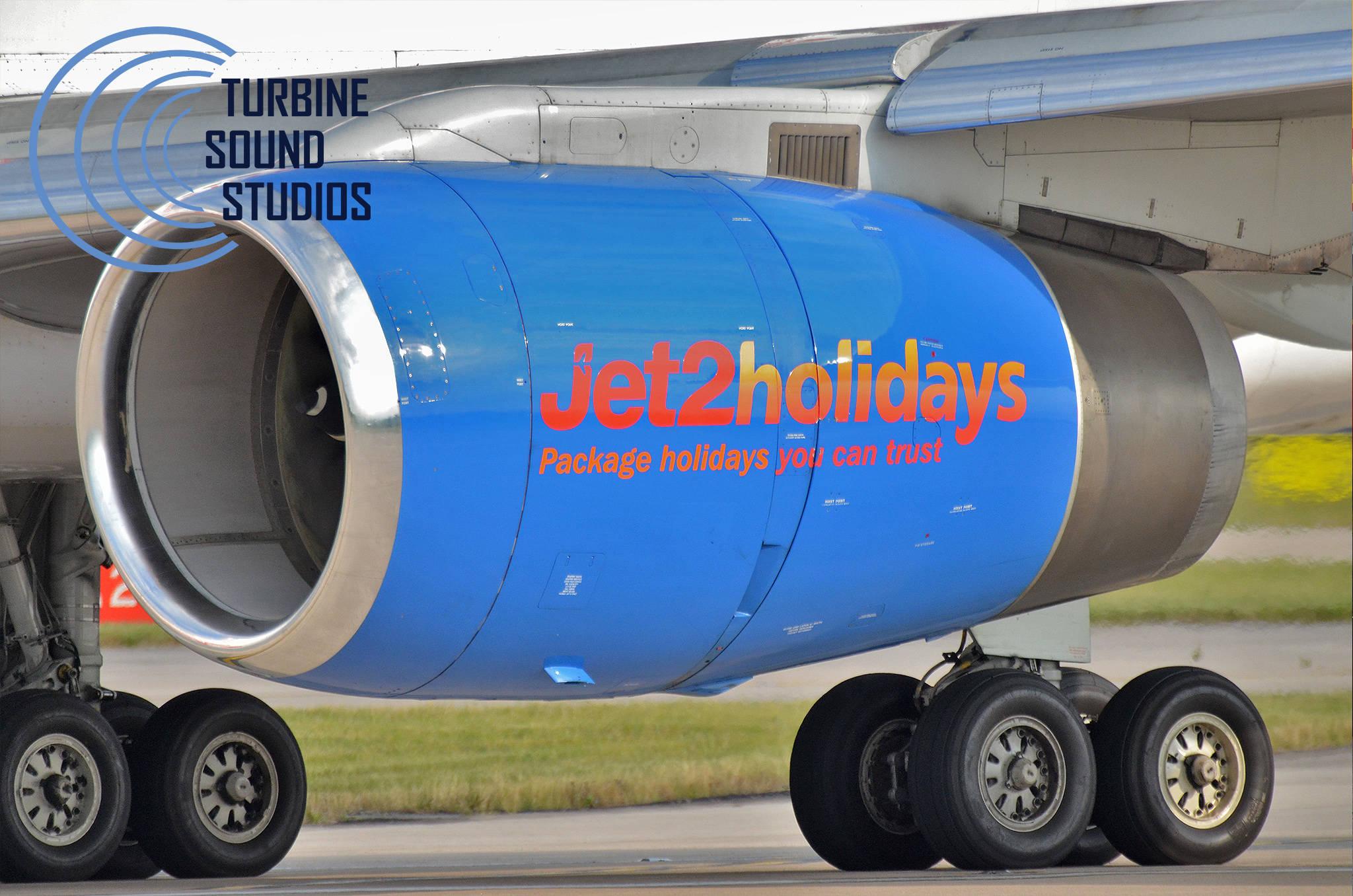 Just Flight - TSS Boeing 757 RB211-535E4 Pilot Edition Sound