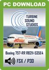 TSS Boeing 757 RB211-535E4 Pilot Edition Sound Package