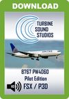 TSS Boeing 767 PW-4060 Pilot Edition Sound Package