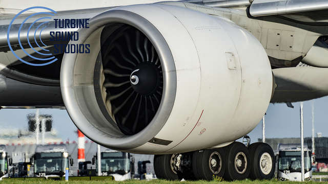 TSS Boeing 777 GE-90-115B Pilot Edition Sound Package