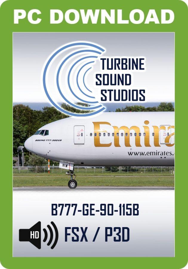 turbine sound studios 777