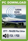 TSS Boeing 777 PW4090 Pilot Edition Sound Package