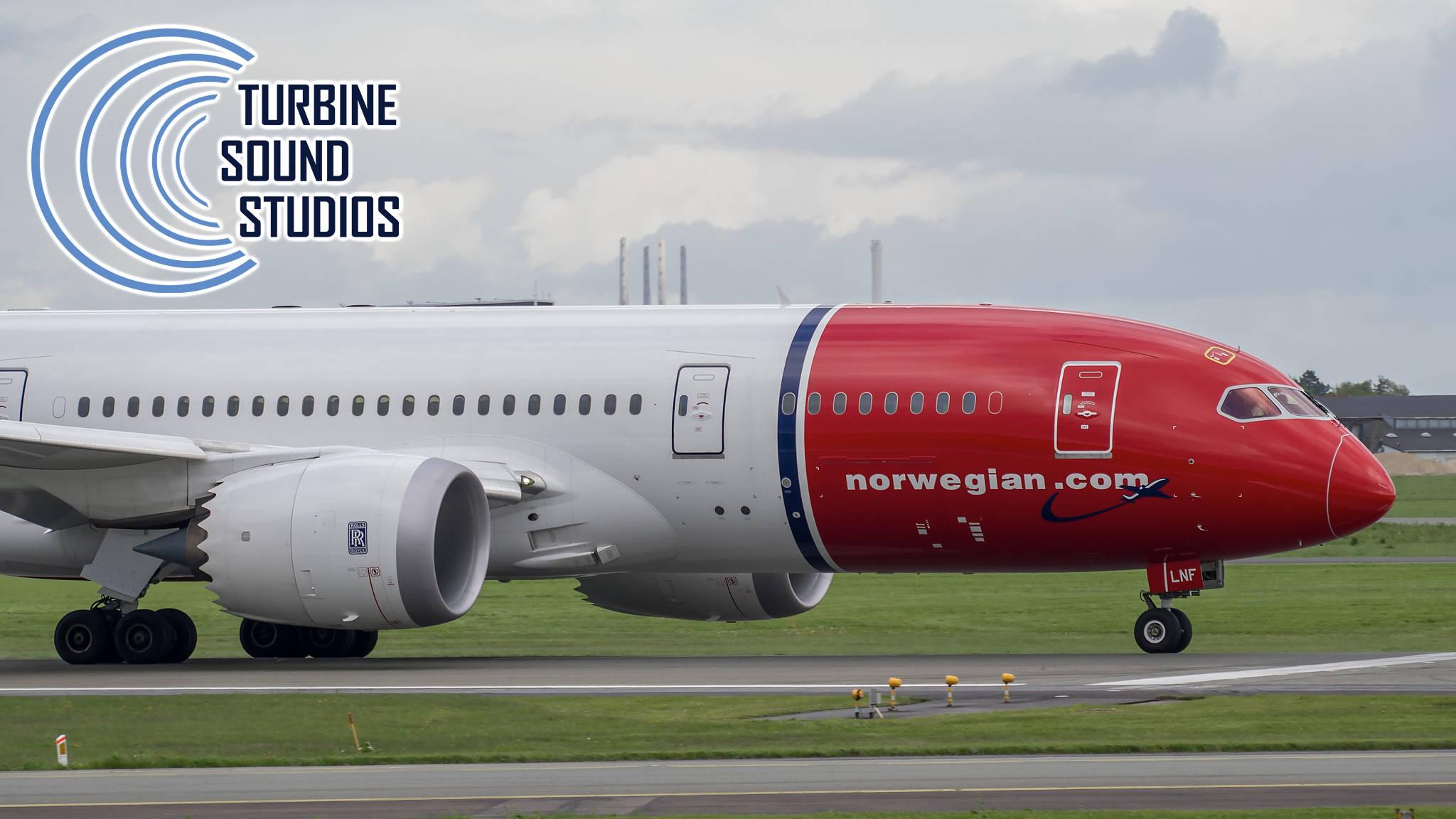 Just Flight - TSS Boeing 787 Trent 1000 Pilot Edition Sound Package