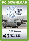 TSS C-130 Hercules Allison T-56 Pilot Edition Sound Package