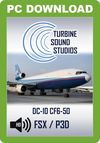 TSS DC-10 GE-CF6 Pilot Edition Sound Package