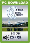 TSS Embraer 175 MAX Edition Sound Package