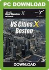 US Cities X - Boston
