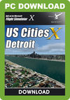 US Cities X - Detroit