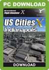 US Cities X - Indianapolis