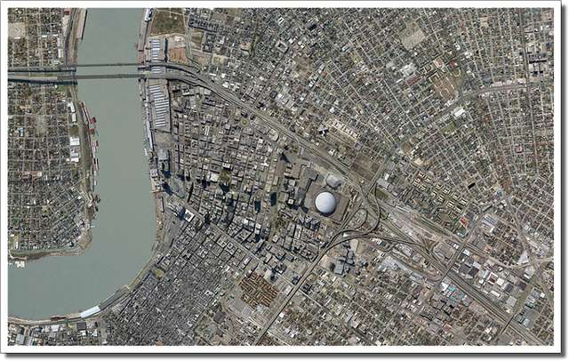 US Cities X - New Orleans