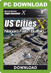 US Cities X - Niagara Falls/Buffalo