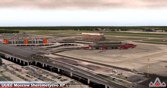 Just Flight - UUEE Moscow Sheremetyevo X-Plane