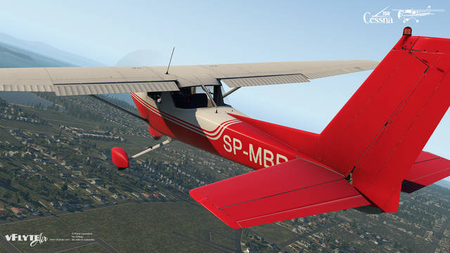 vFlyteAir Cessna 150 Commuter XP