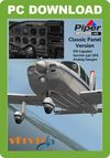 vFlyteAir Piper Cherokee 140 'Classic' Version
