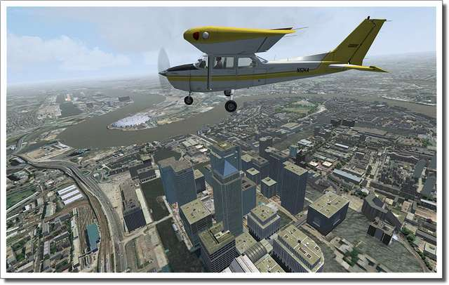 Just Flight - VFR London X and City Airport