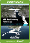 vfr-real-scenery-nexgen-3d-vol-one-southern-england-and-south-wales