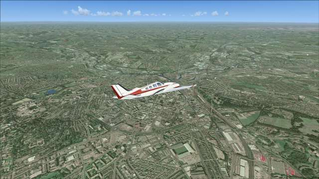 VFR Real Scenery Vol. 4 - Northern England (Download)