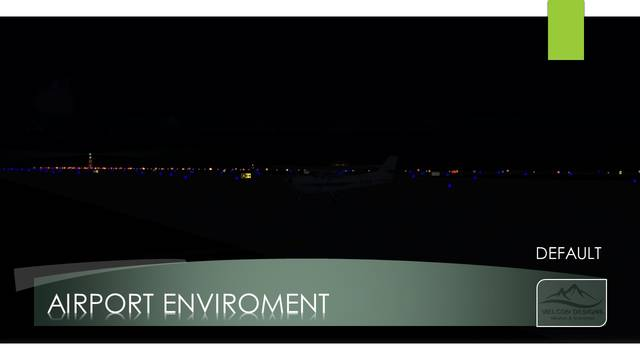 Vielcon Designs - Airport Environment