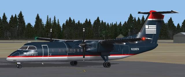 Virtualcol FS - Dash 8 Series X