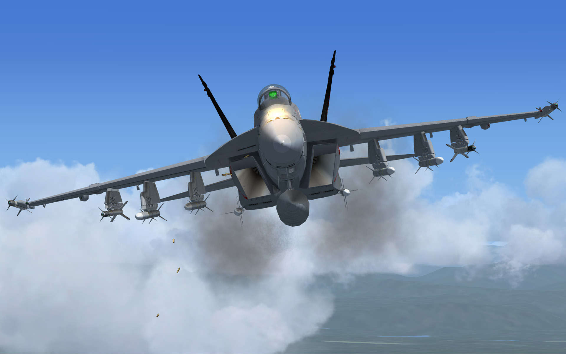 VRS F/A-18E Superbug X - Just Flight
