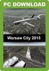 Warsaw City 2015 (for FS2004)