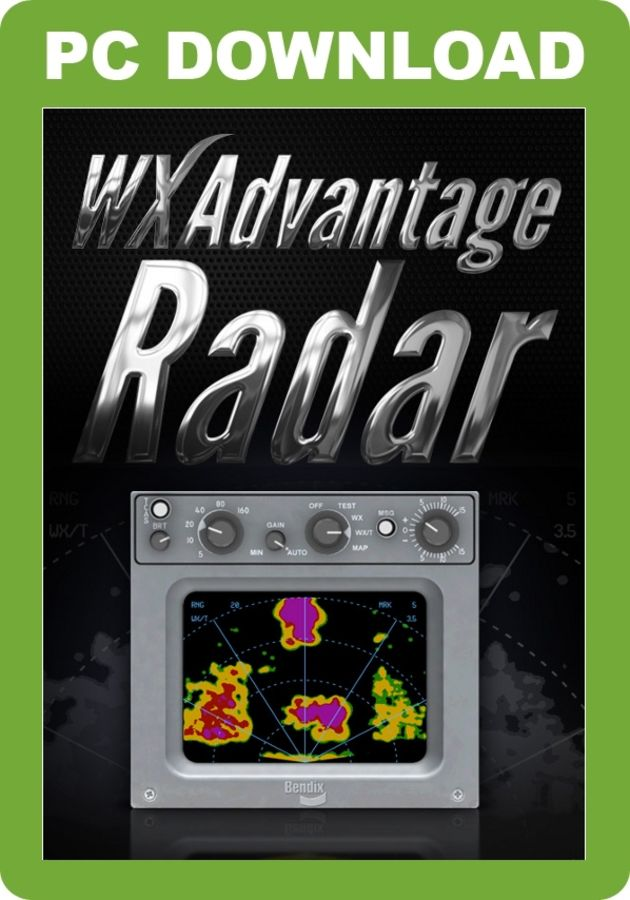 Just Flight - WX Advantage Radar