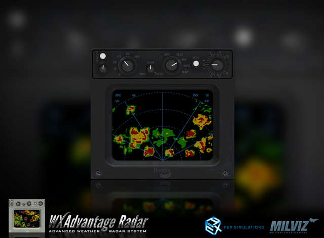 WX Advantage Advanced Weather Radar